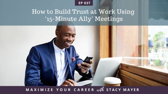 Blog banner - How to Build Trust at Work Using 15-Minute Meetings