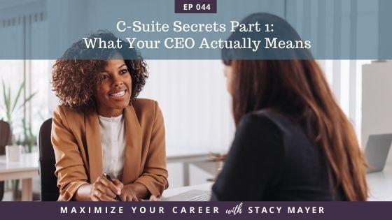 Blog image - C-Suite Secrets Part 1