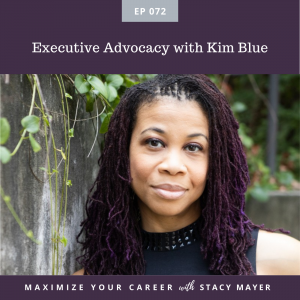 Episode art for Maximize Your Career with Stacy Mayer